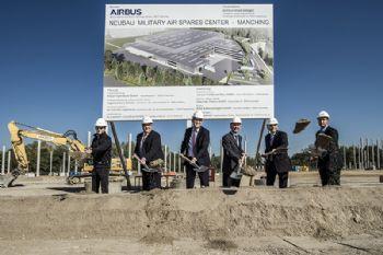 Airbus invests in new logistics centre