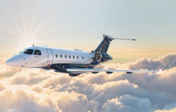 Embraer introduces new business jets