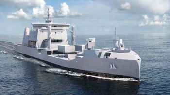 Kelvin Hughes wins naval deal with UK finance