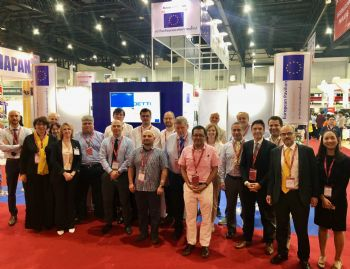 First-ever European Pavilion at Metalex show