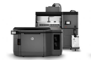 HP accelerates mass production via 3-D printing