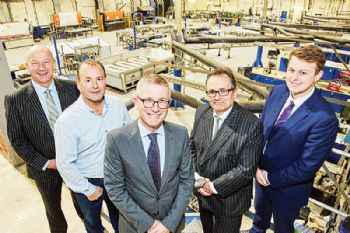 Grimsby firm 'engineers' new funding from Barclays