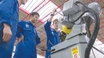Thunderer Workshop opens at Portsmouth Naval Base