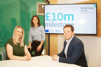 North East Fund passes  £10 million mark