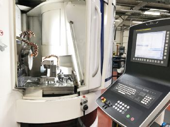 Gilmour Tools invests in Compact Line grinder