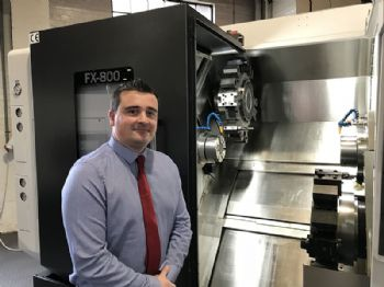Ward CNC appoints new business manager