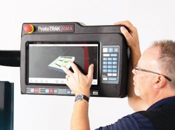 New ProtoTrak control gets positive reaction