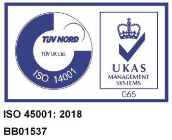 Blackhill achieves ISO 45001