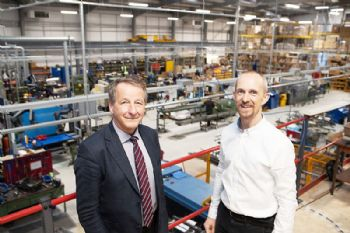 New £500,000 manufacturing facility