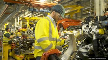 UK car production falls in January