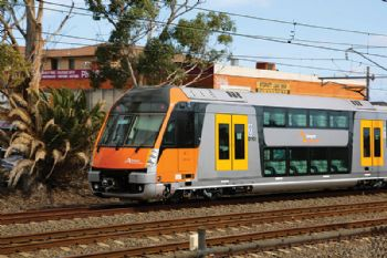 CRRC wins Australian double-decker train order