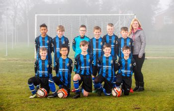 Sarginsons Industries sponsors local football team