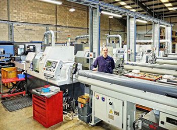 'Sliding' to success at SRD Engineering