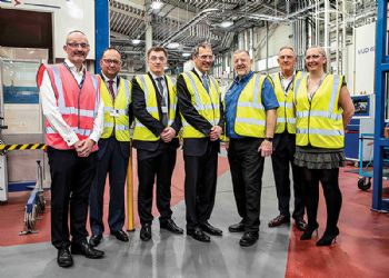 Spirit AeroSystems joins the AFRC