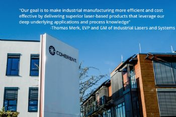 Coherent creates a new Centre of  Excellence