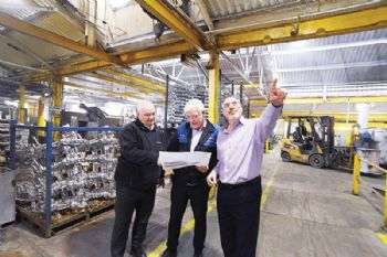 Sarginsons to further expand facility