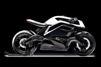 Electric-motorcycle firm to launch crowd-funding
