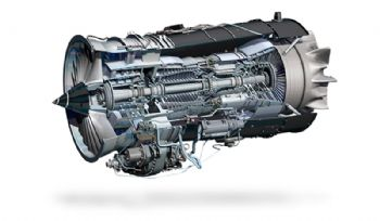 Rolls-Royce Tay 611-8 engine passes flying miles