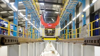 Alstom unveils the first Coradia Polyvalent