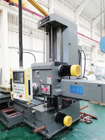 Plain sailing for machine tool manufacturer