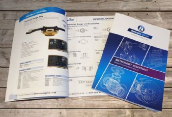 New metrology product catalogue