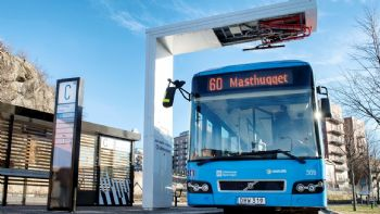 ABB to electrify busy Swedish bus line