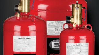 New Web site for automatic-fire-suppression firm