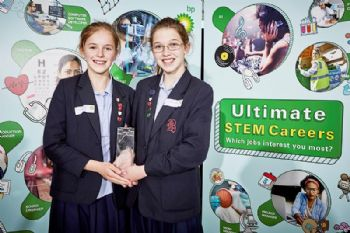 Blundell's School wins STEM competition