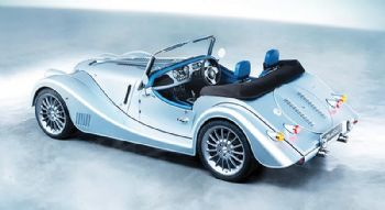 Amco Group lands deal for new Morgan Plus 6