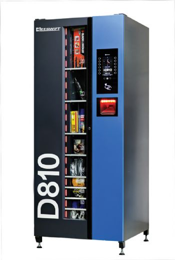 New range of industrial vending solutions
