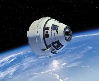 Starliner completes service module hot-fire test
