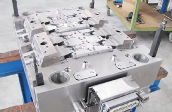 Optimising mould tool design at Mecca TP