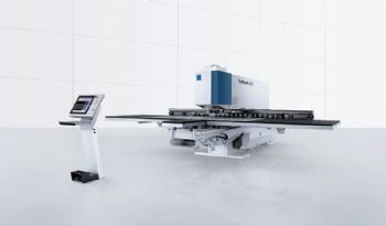 Trumpf punch press investment pays dividends
