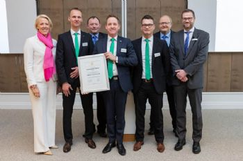 Arburg honoured  as top supplier