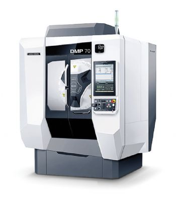 Compact machining centre from DMG Mori UK