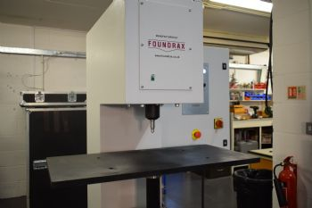 Second bespoke hardness testing system to Mexico