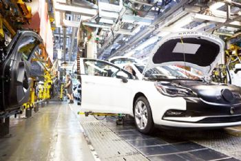 Manufacture of the Astra at Ellesmere Port