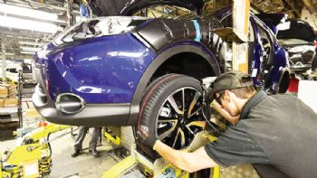UK car manufacturing declines again in May