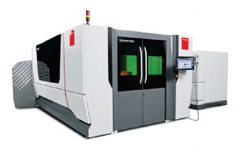 New entry-level flat-bed fibre laser