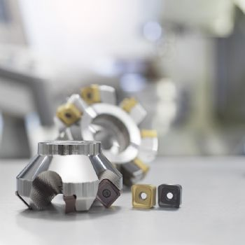 Heavy-duty face-milling cutters