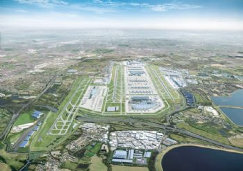 Heathrow strengthens its support for UK steel