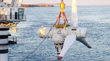 Meygen smashes electricity generation records