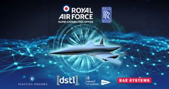 MoD to fund hypersonic propulsion programme