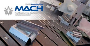 MMMA Metalworking Village at MACH