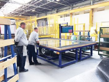 Glass firm to invest £1.5 million in expansion