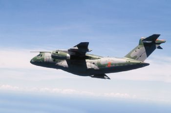 Portugal announces order for Embraer airlifters