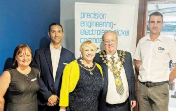 Chesterfield manufacturers rebrand