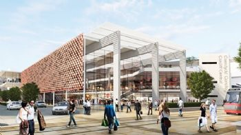 Cardiff Central Station set for £58 million