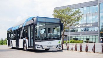 Milan opts for Solaris to supply electric buses