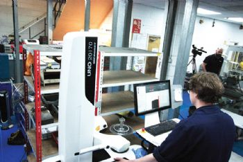 Dorset company optimises tooling manufacture